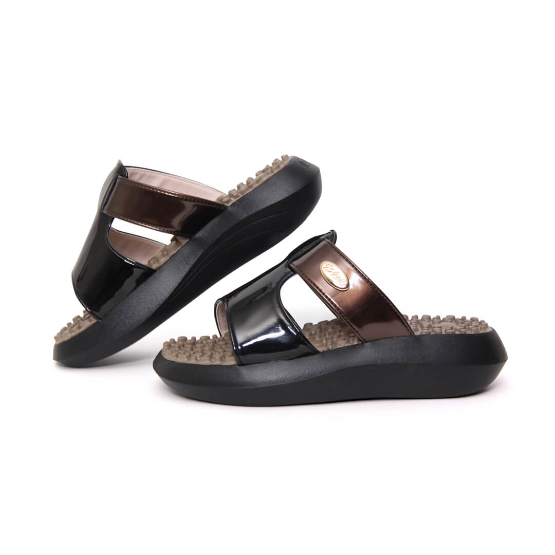 Sandal Terapi Kesehatan - K-Walk Energy Women Side Double