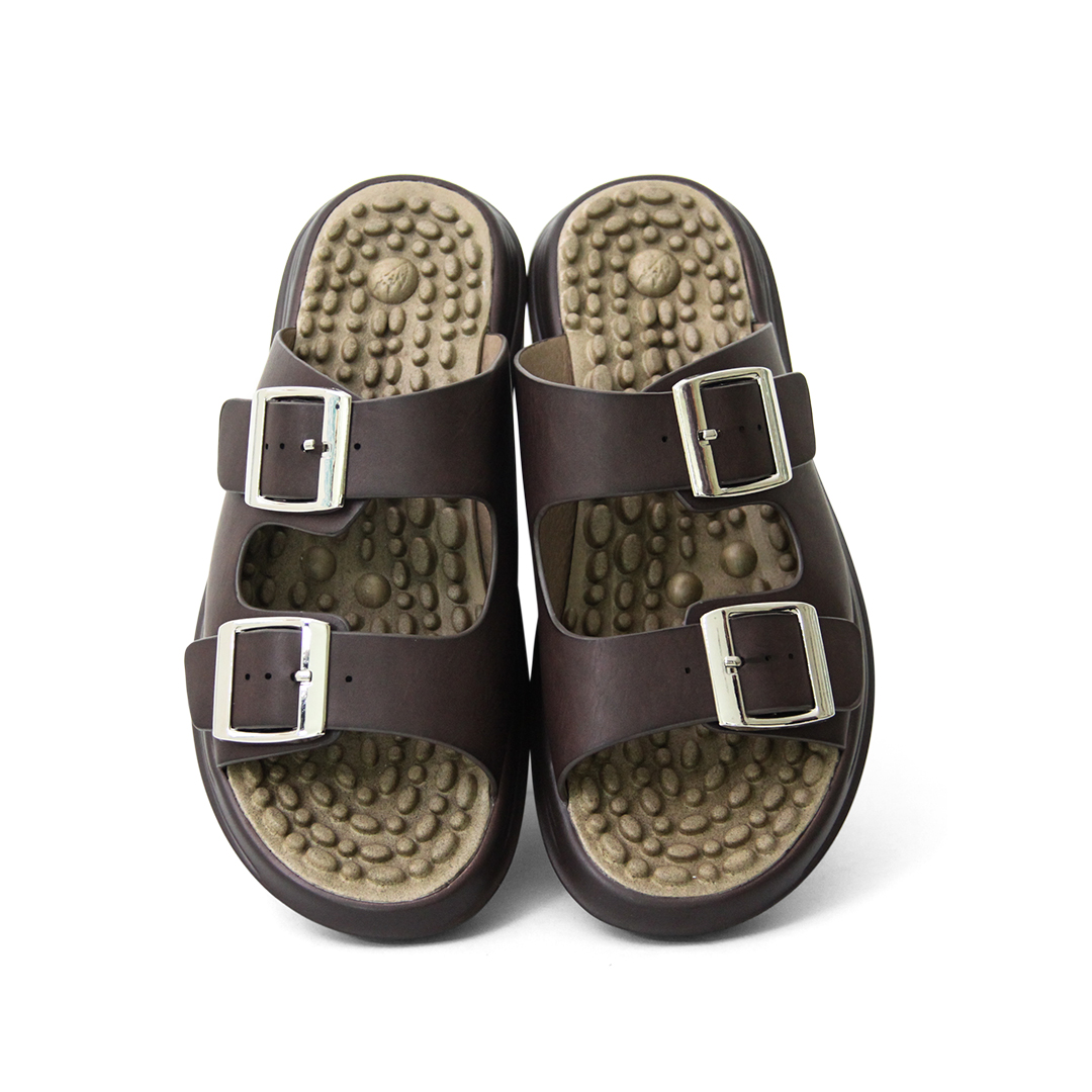 Sandal Terapi Kesehatan - K-Walk Gen 2 Bottom Brown