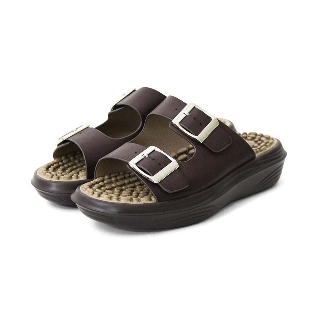 Sandal Terapi Kesehatan - K-Walk Gen 2 Display Brown