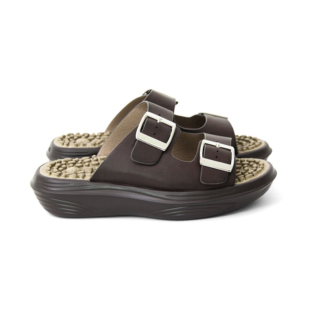 Sandal Terapi Kesehatan - K-Walk Gen 2 Right Brown