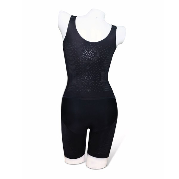 Secret Slimming Suit des Back Black