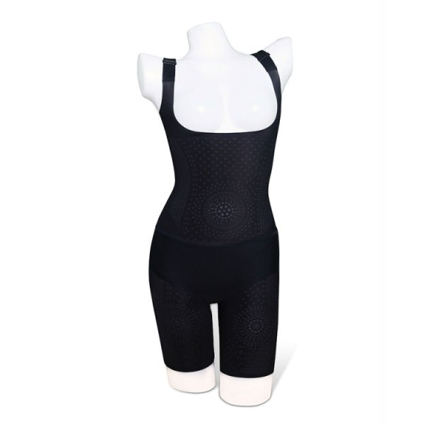 Secret Slimming Suit des Front Black