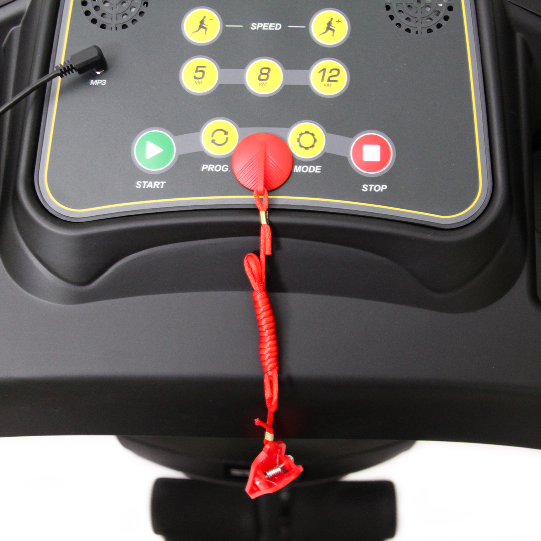 Alat Fitness - Treadmill JC-200 Magnetic Key