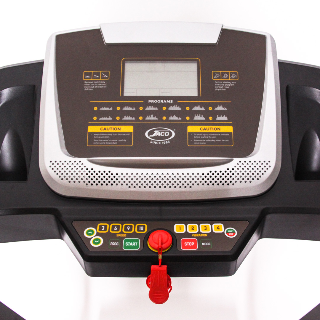 Alat Fitness - Treadmill JC-300V Monitor
